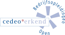Cedeo erkenning open