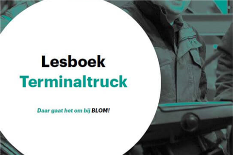 Lesboek Terminaltruck