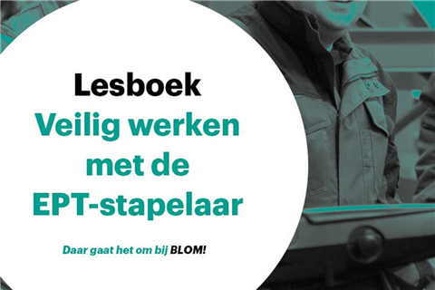 Lesboek Elektropallettruck-Stapelaar (Nederlands)