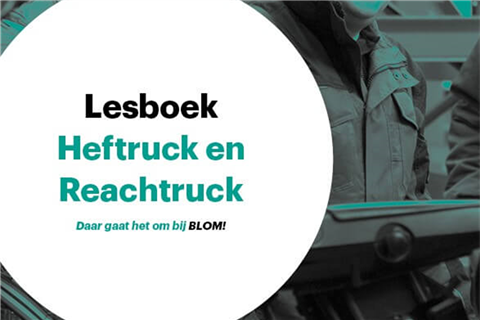 Lesboek Heftruck - Reachtruck (Nederlands)